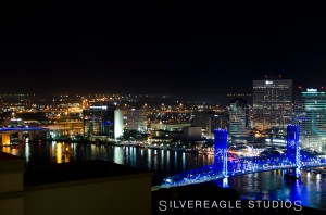Downtown Jacksonville, courtesy of Silver Eagle Studios